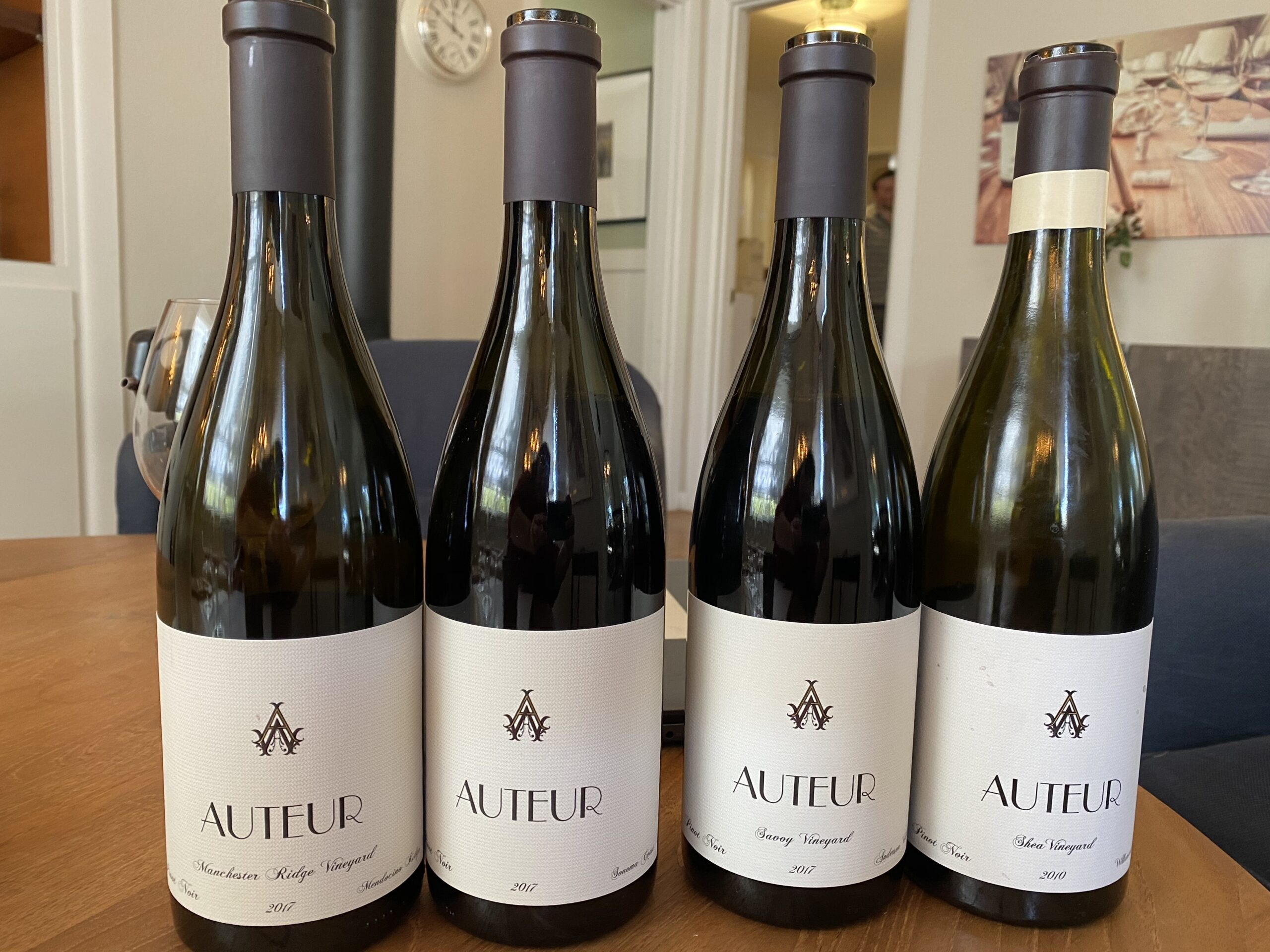 30 Wineries in 30 Days – Day 30:  Auteur
